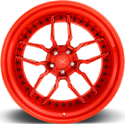 "20inch Rims Polish Customized  2-PC Forged Alloy Rims For GTR / Rim 20"" Forged Wheels China Rims"