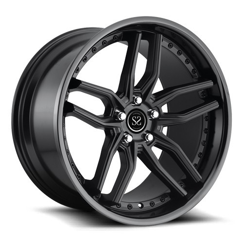 2-piece Forged Wheels custom forged 5x108 5x112 for rs6 m5 s65 wholesale hot wheels cars